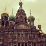 Sint Petersburg.